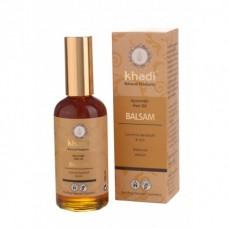 Khadi balsam hiusöljy rasvaisuutta&hilsettä vastaan