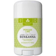 Ben & Anna deodorantti persian lime stick 60g