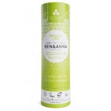 Ben & Anna deodorantti persian lime