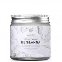 Ben & Anna Toothpaste Black Valkaiseva hiilihammastahna 100 ml