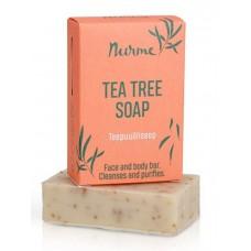 Nurme Tea Tree saippua syväpuhdistava