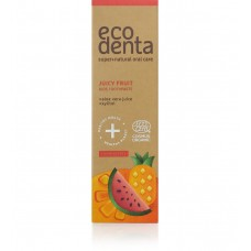 Ecodenta - lasten hammastahna juicy fruit