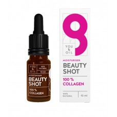 You & Oil Beauty Shot 9 100 % Kollageeni Kosteuttava 10ml
