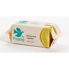 Doves Farm Sitruunakeksi gluteeniton vegaaninen 150g