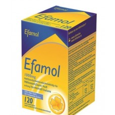 Efamol 1000mg Helokkiöljy +E-vit 120 kaps