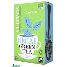 Clipper decaf green tea kofeiiniton vihreä tee luomu