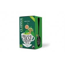 Clipper Green Chai tee 20pss luomu