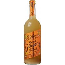 Belvoir alkoholiton inkivääri punssi 0,75l appelsiini-sitruuna