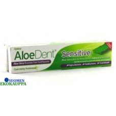 Aloe Dent Sensitive fluoriton hammastahna 100ml
