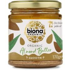 Biona Mantelitahna luomu 170g smooth suolaton