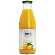 Biona appelsiinimehu luomu 1l
