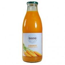 Biona luomu porkkanamehu 1l