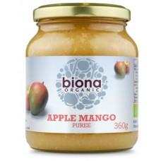 Biona mango-omena puree luomu 360g