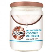 Biona tuoksuton ja mauton kookosöljy luomu 470ml