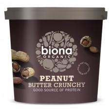 Biona maapähkinävoi crunchy 1kg
