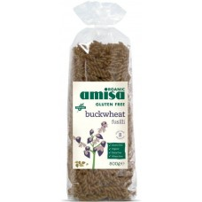 Amisa Tattarifusilli 500g luomu gluteeniton