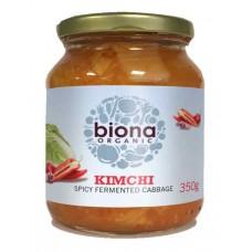 Biona Luomu Kimchi Mausteinen Fermentoitu Kaali 350g