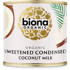 Biona kondensoitu kookosmaito makea 210g