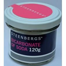 Steenbergs sooda (natriumbikarbonaatti) 120g