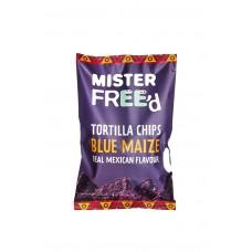 Mister Free'd TORTILLA CHIPS sinisestä maissista 135g