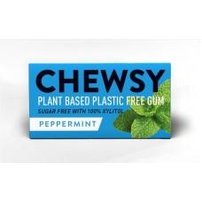 Chewsy 100% xylitol purukumi peppermint rmint 15g muoviton