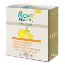 Ecover Essential Tiskikonetabletit 1,4kg Sitruuna biohajoava