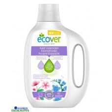 Ecover nestemäinen kirjopyykinpesuainetiiviste omenankukka & freesia 850ml