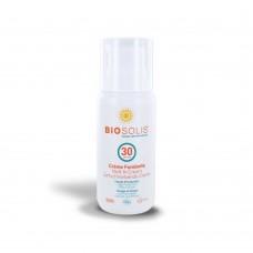 BioSolis spf30 kasvoille, huulille ja vartalolle melt in 100ml