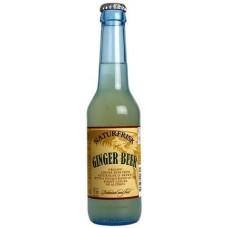 Naturfrisk Ginger Beer inkivääriolut luomu 275ml