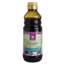 Urtekram tamari luomu gluteeniton soijakastike 250ml