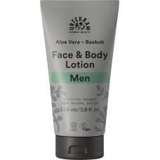 Urtekram Men face&body lotion 150ml