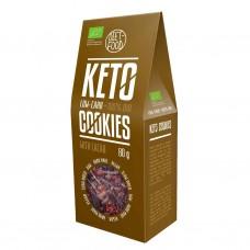 Diet Food Keto Cookies Kaakaokeksit 80g luomu