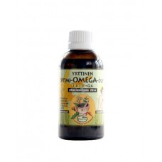 Frantsila Optimi-omegaöljy omega-3,-6,-7 ja-9-rasvahapot+ GLA:ta + E-vit