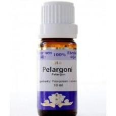 Eteerinen öljy, pelargonia Geranium, Pelargoniumasperum