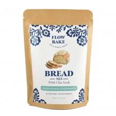 Flow Bake Bread Mix gluteeniton Leipäjauhoseos chia-siemenillä 320g