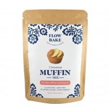 Flow Bake Muffin Mix gluteeniton Kanelimuffinssi-jauhoseos 265g