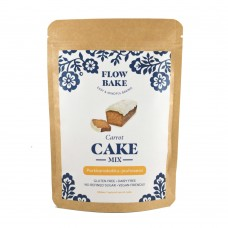 Flow Bake Cake Mix gluteeniton Porkkanakakku-jauhoseos 315g