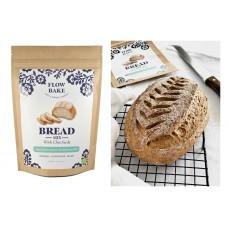 Flow Bake Bread Mix gluteeniton Leipäjauhoseos luomu 320g