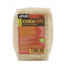 Aduki Quinoa pops Kvinoamuro luomu 100g