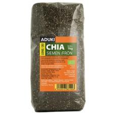 Aduki - Chia siemen 1kg, luomu