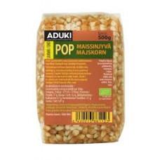 Aduki popcorn 500g luomu