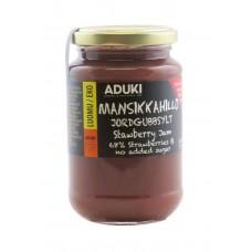 Aduki mansikkahillo luomu makeutettu agavesiirapilla 375g
