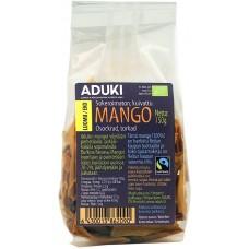 Aduki Kuivattu Mango 150g luomu reilukauppa sokeroimaton