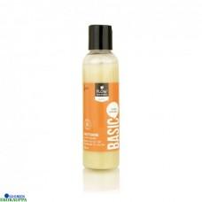 flow basic kehäkukka hoitoaine kuiville hiuksille 150ml