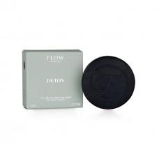 Flow Detox syväpuhdistava saippua kasvoille ja vartalolle 65g