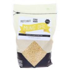 Organic Health Mung Dal (Halkastu ja kuorittu Mung-papu) 500g