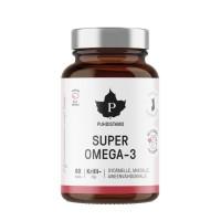 Puhdistamo super omega-3 60 kapselia