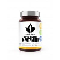 Puhdistamo B-vitamiini 30kaps
