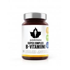 Puhdistamo Super Complex B-vitamiini 30kaps