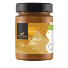 Foodin Curry dippi 180g